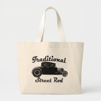 Traditional Street Rod Tote Bag