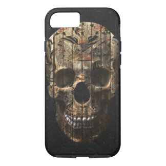Traditional Tattoo Skull iPhone 7 Case
