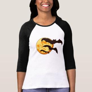 traditional tee-shirt of Baseball for Halloween T-Shirt