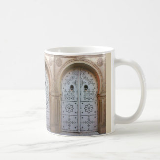 Traditional Tunisian Door Mug