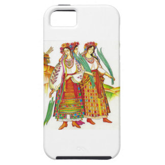 Traditional Ukrainian Dress Kyivschyna Phone Case