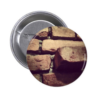 Traditional wall 6 cm round badge