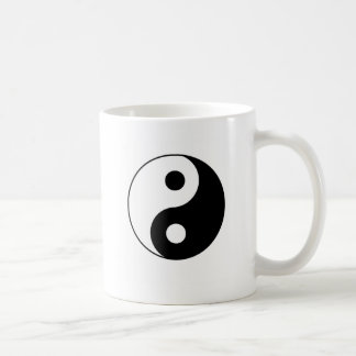 Traditional Yin Yang Coffee Mug