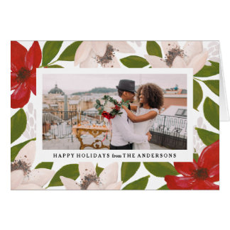 Traditions Folded Holiday Greeting Card