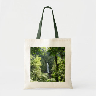 Trafalgar Falls Tropical Rainforest Photography Tote Bag