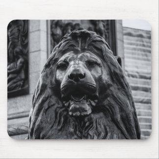 Trafalgar Square Bronze Lion Mousemat