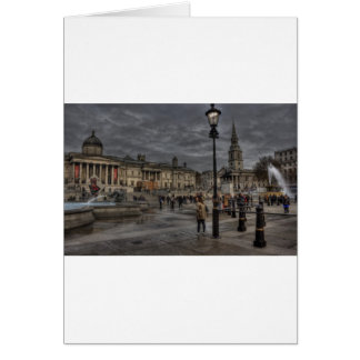 Trafalgar Square Greeting Cards