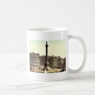 Trafalgar Square, from National Gallery, London, E Mug