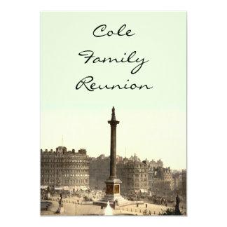 Trafalgar Square I, London, England Card