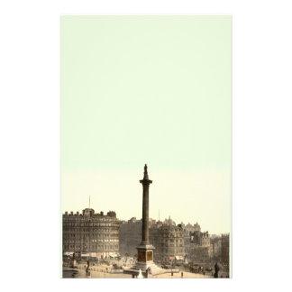 Trafalgar Square I, London, England Customised Stationery