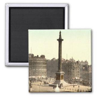 Trafalgar Square I, London, England Magnet