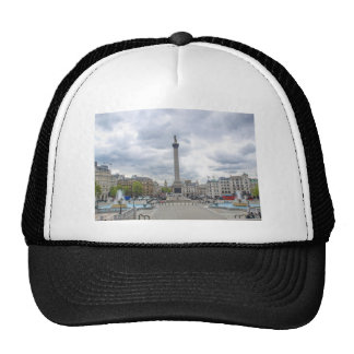 Trafalgar Square in London Mesh Hat