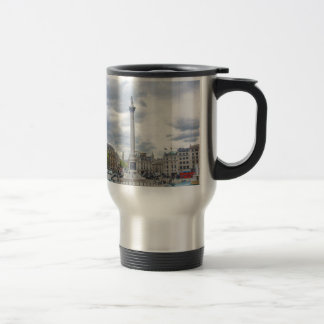 Trafalgar Square in London Coffee Mugs