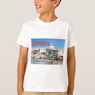 Trafalgar Square in London, UK T-Shirt