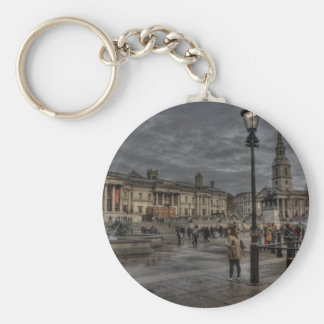 Trafalgar Square Keychain