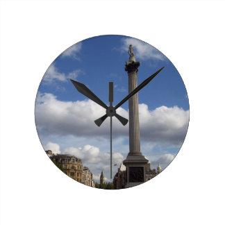 Trafalgar Square London Clock