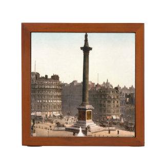 Trafalgar Square London England Desk Organizer
