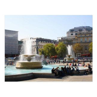 trafalgar Square, London Post Cards