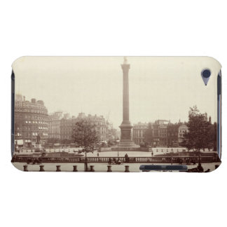 Trafalgar Square, London (sepia photo) iPod Touch Cases