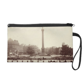 Trafalgar Square, London (sepia photo) Wristlets