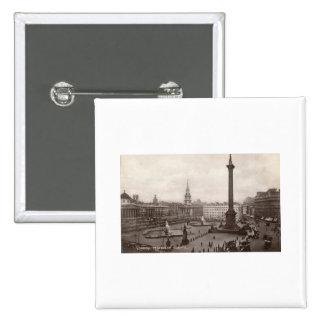 Trafalgar Square London Vintage Pin