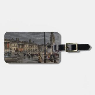 Trafalgar Square Luggage Tags