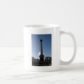 Trafalgar Square Monument Coffee Mugs