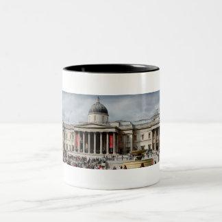 trafalgar square mug