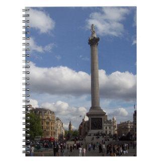 Trafalgar Square Notebook