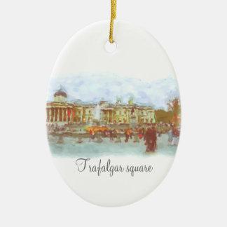Trafalgar square Ornament