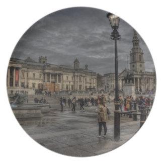Trafalgar Square Plate