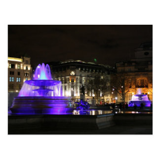 Trafalgar Square Postcard