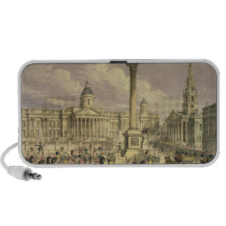 Trafalgar Square, published by Dickinson iPhone Speaker