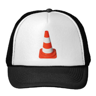 Traffic Cone Used Street Road Works Mesh Hats