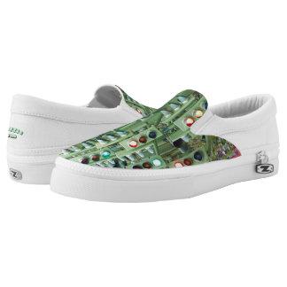 Traffic jam Slip-On shoes