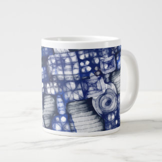 Traffic Large Coffee Mug