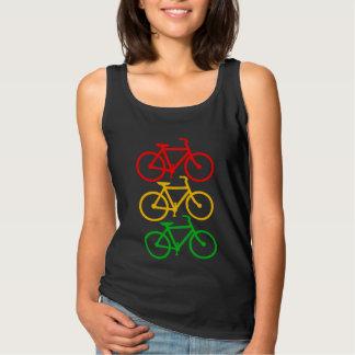 Traffic Light Bikes Singlet