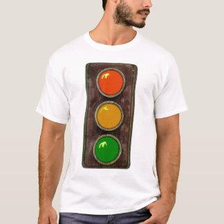 traffic light - Customized T-Shirt