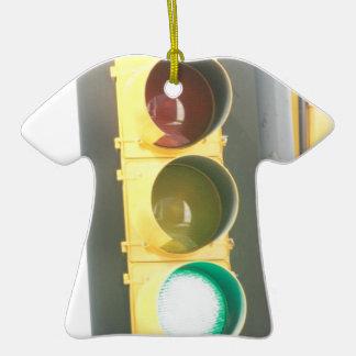 Traffic Light Ornaments