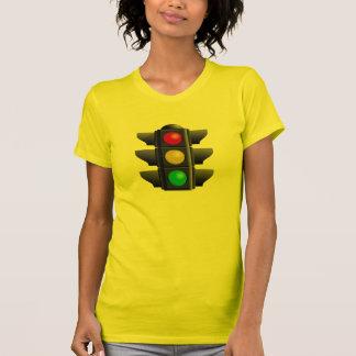 Traffic Lights Womens T-Shirt