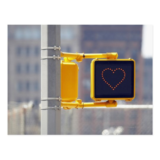Traffic Sign Postcard