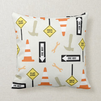 Traffic Signs Home Decor Cushion