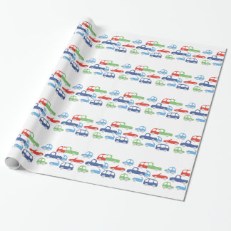 Traffic Wrapping Paper