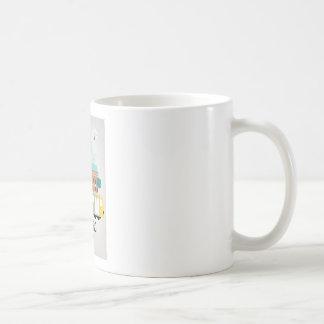 TRAFFORD, MANCHESTER COFFEE MUG