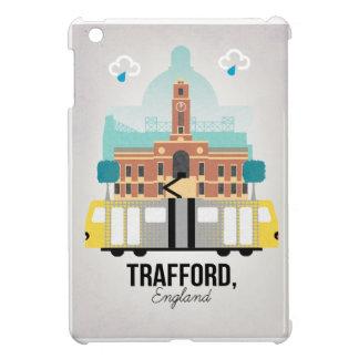 TRAFFORD, MANCHESTER iPad MINI COVER