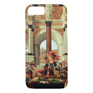 Tragedy of Lucretia by Botticelli, Renaissance Art iPhone 7 Case