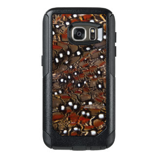 Tragopan Breast Feather Abstract OtterBox Samsung Galaxy S7 Case