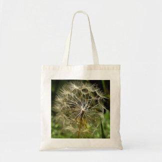 Tragopogon Flower Salsify Tote Bag