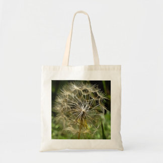 Tragopogon Flower Salsify Tote Bag
