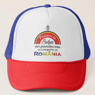 Traiesc in Belgia Trucker Hat